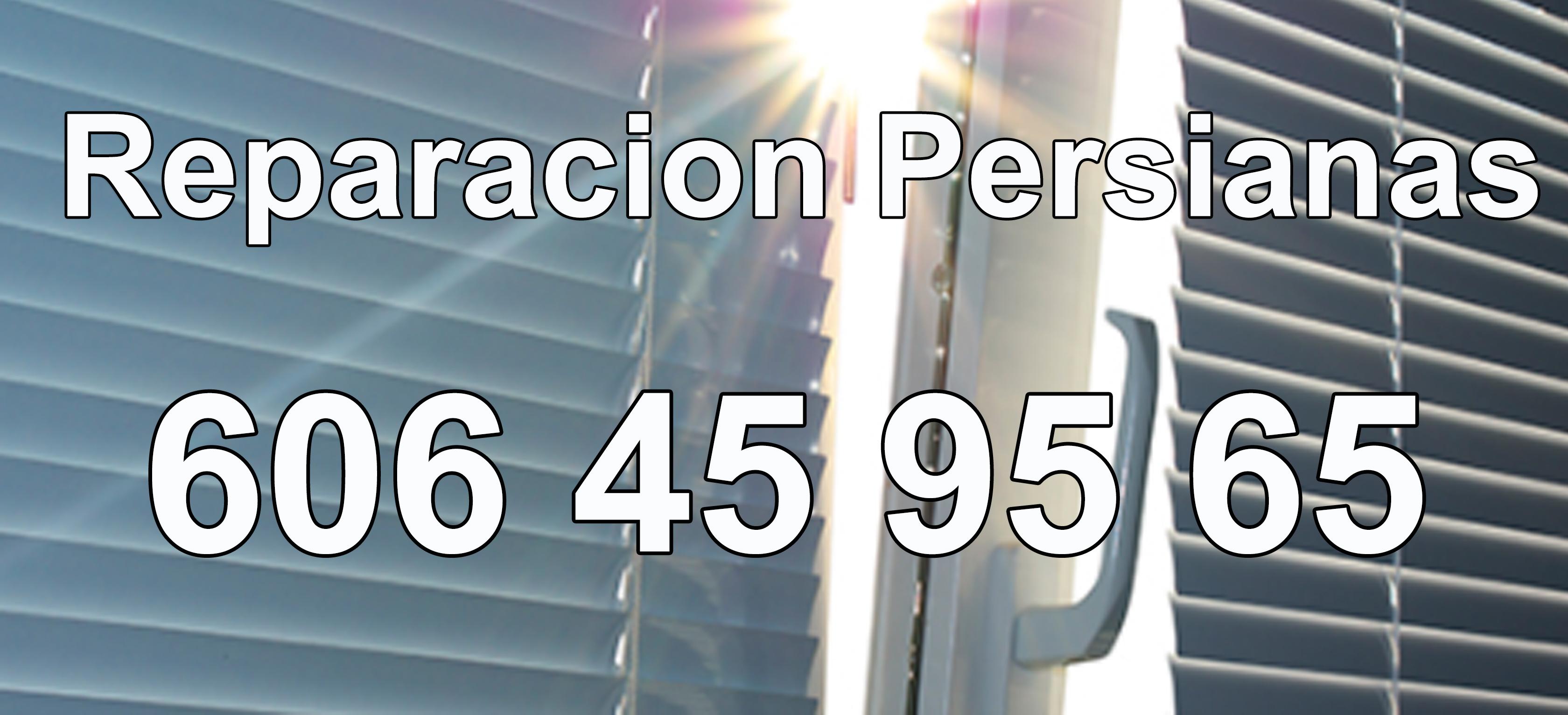 Reparaciones e instalaciones de persianas 33002